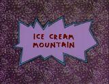 Ice Cream Mountain