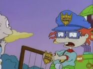 Rugrats - Officer Chuckie 217