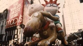 The History of Rugrats in the Macy's Thanksgiving Day Parade