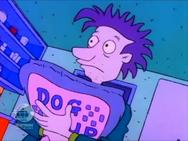 Rugrats - Spike Runs Away 155