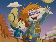 Chuckie Dude, Where's My Horse-28