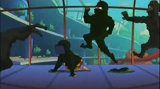 Rugrats In Paris - Ninja Chase