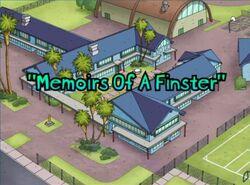 All Grown Up - Memoirs Of A Finster