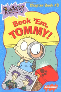 Book Em' Tommy Cover