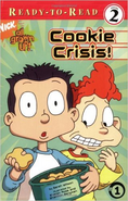 All Grown Up! - Cookie Crisis! Book