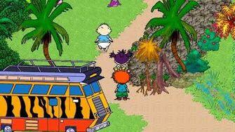 Rugrats - Go Wild (playthrough)
