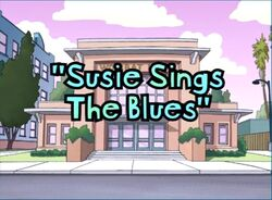 All Grown Up - Susie Sings The Blues