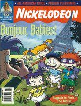 Nick magazine rugrats in paris