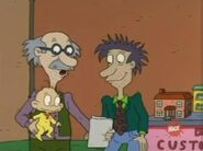 Rugrats - Auctioning Grandpa 15