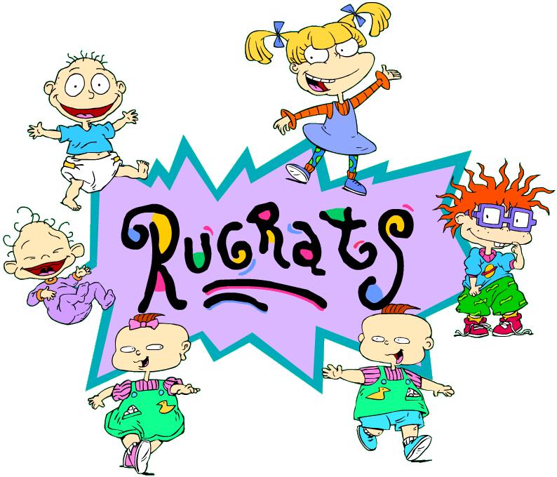 Rugrats Logo1 Png