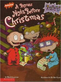 Rugrats Night Before Christmas