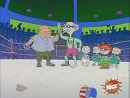 Rugrats - Wrestling Grandpa 168