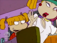 Rugrats - Angelica Nose Best 162