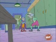 Rugrats - Wrestling Grandpa 85
