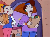 Rugrats - The Turkey Who Came to Dinner 397