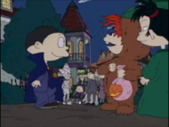 Curse of the Werewuff - Rugrats 739