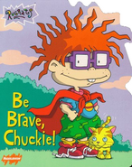 Be Brave Chuckie! Book