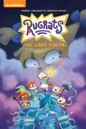 Rugrats The Last Token Comic Cover