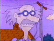 Monster in the Garage - Rugrats 358