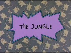 The Jungle Title Card