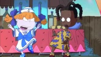 The Rugrats Movie-A Baby Is- SHOWER SCENE!