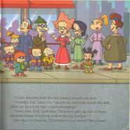Rugrats Christmas.Christmas In The City Gallery Rugrats Wiki Fandom