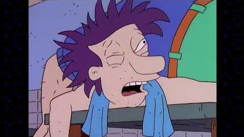 Tommy Tries to Save Stu from the Spa Rugrats NickSplat