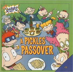 A Pickles Passover Hardcover