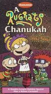 A Rugrats Chanukah VHS