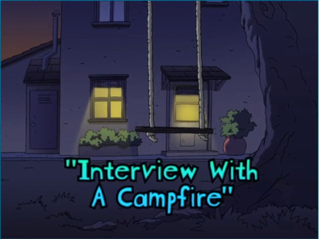 Interview With a Campfire | Rugrats Wiki | FANDOM powered by