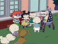 Rugrats - Bow Wow Wedding Vows 287
