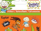 Tommy Pickles/Gallery/Rugrats Reptar Stickers