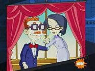 Chas and Kira Finster