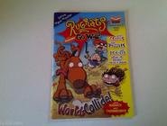 Rugrats Go Wild Comic Book