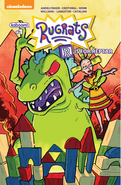 Rugrats R Is For Reptar Comic Book Cover