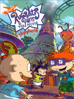 Rugrats in Paris The Movie Storybook