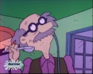Rugrats - Chuckie Gets Skunked 155