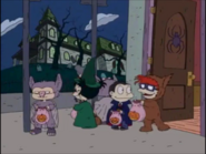 Curse of the Werewuff - Rugrats 517