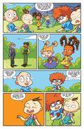 Rugrats 5 Boom Comic 21
