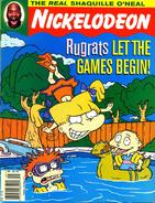 Let the Games Begin Rugrats Book