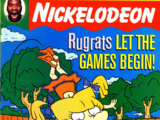 Tommy Pickles/Gallery/Let the Games Begin! (Magazine)
