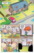 Rugrats 8 Comic 1