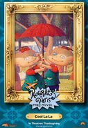 Rugrats in Paris Phil and Lil Poster