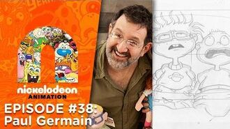 Episode 38 Paul Germain Nick Animation Podcast