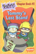 Tommy's Last Stand Cover