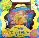 Rugrats Talking Alarm Clock
