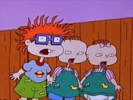 Rugrats - The Turkey Who Came to Dinner 268