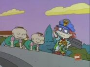 Rugrats - Officer Chuckie 83