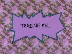 Rugrats - Trading Phil