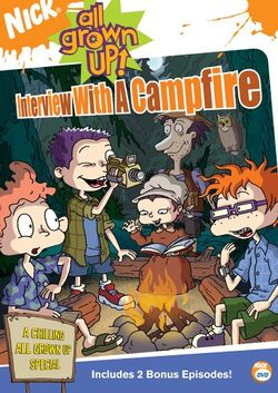 Interview with a Campfire DVD